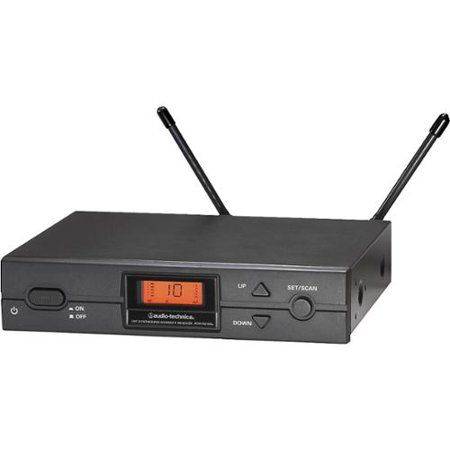 Audio-Technica 2000 Series Diversity Receiver Channel D