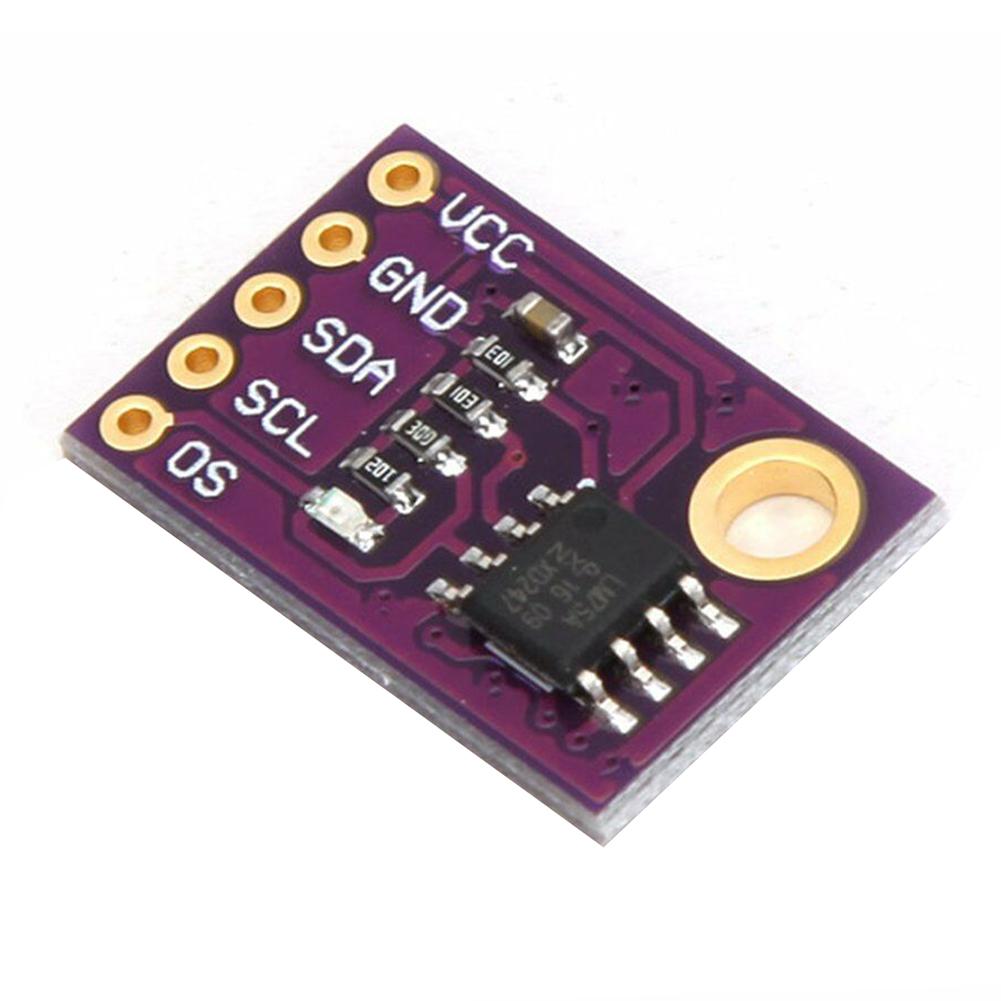 LM75A IIC I2C High Accuracy Digital Temperature Sensor Board Modu SQi4