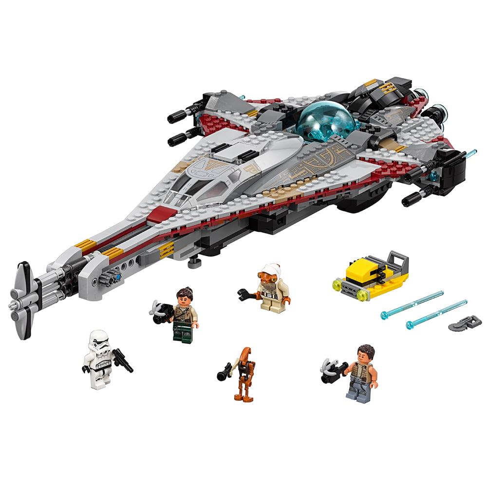 LEGO Star Wars TM The Arrowhead 75186 – Walmart Inventory Checker ...