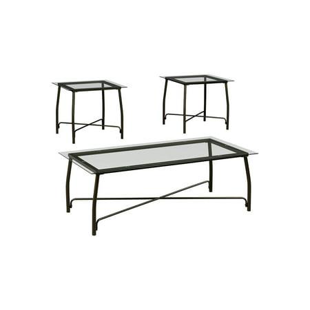Burmesque Living Room Table Set