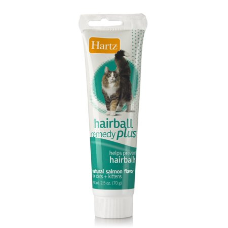 - Hartz Hairball Remedy Plus Gel for Cats & Kittens