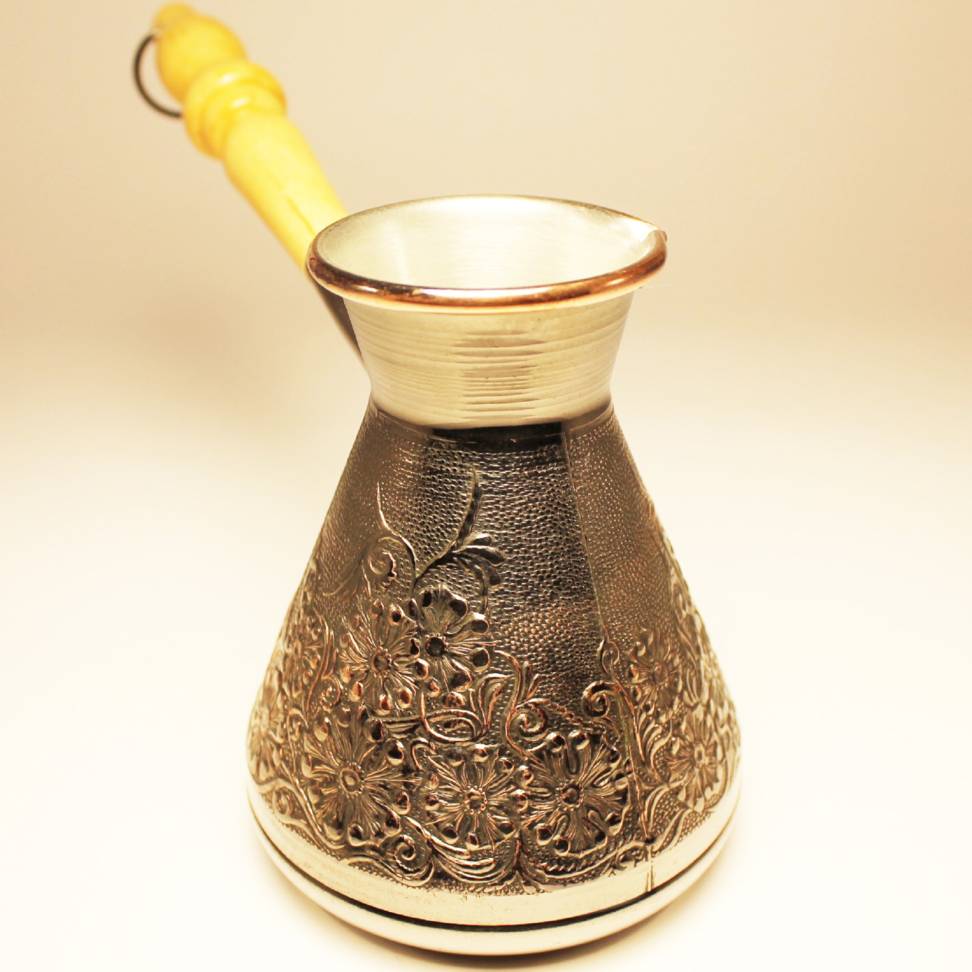"Turkish Coffee Pot ""Spring"""