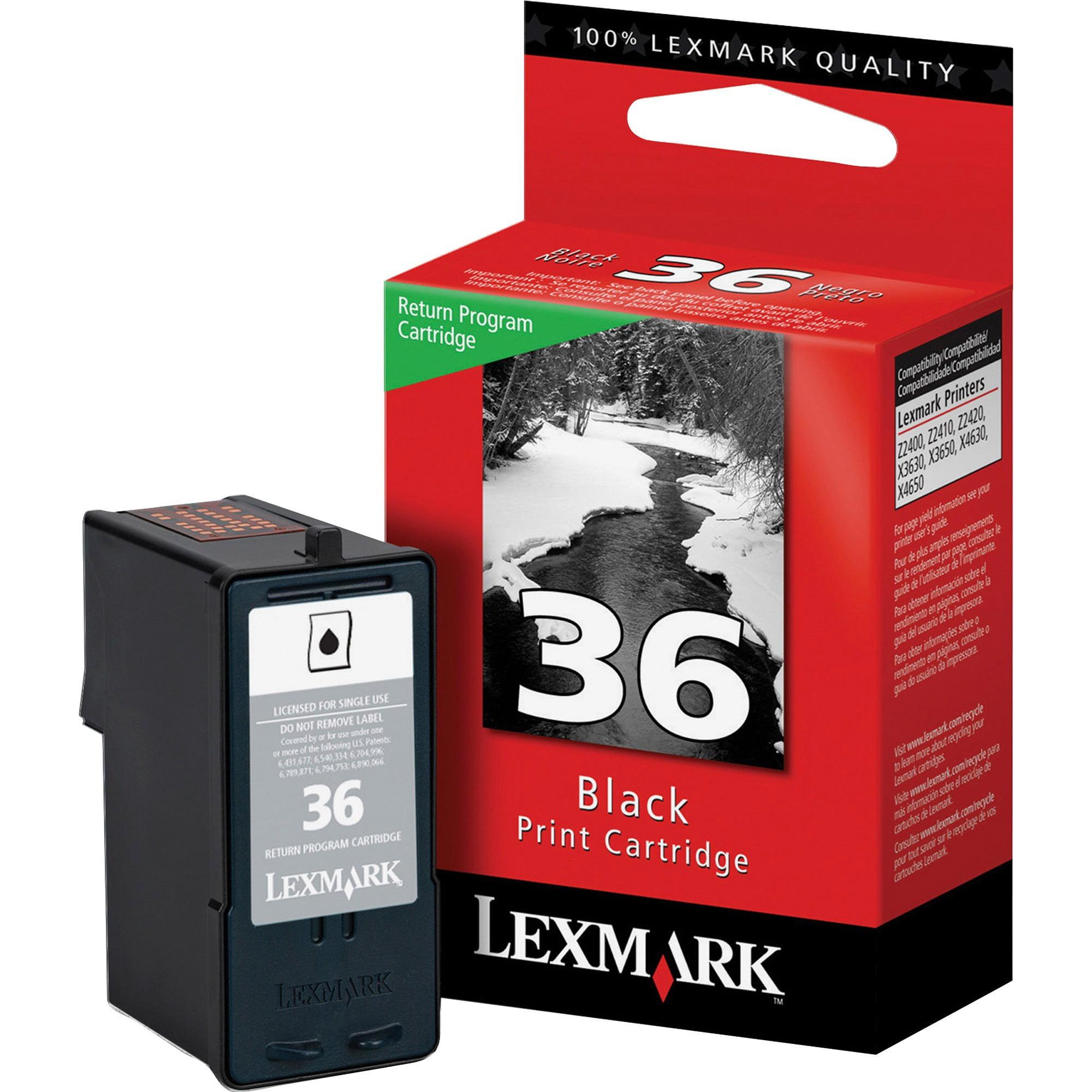 Lexmark, LEX18C2130, 18C2130 Ink Cartridge, 1 Each