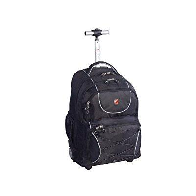 Swiss Gear 15.6 rolling computer backpack (swa0961)