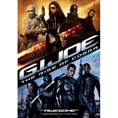 G.I. Joe: The Rise of Cobra (DVD) (Gi Joe Rise Of Cobra Night Raven)