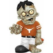 Forever Collectibles NCAA Resin Zombie Figurine, University of Texas Longhorns
