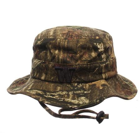 Washington Huskies Official NCAA Boonie Large Bucket Hat Cap by Zephyr  007280 - Walmart.com c4480e27941
