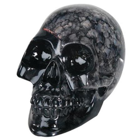 StealStreet Crystal Skull Collectible Figurine Statue Sculpture Figure Skeleton