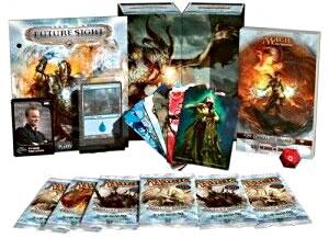 Magic The Gathering Future Sight Fat Pack by