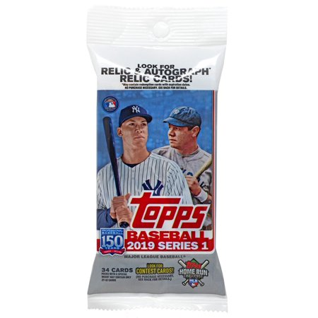 MLB 2019 Baseball Series 1 Trading Card VALUE