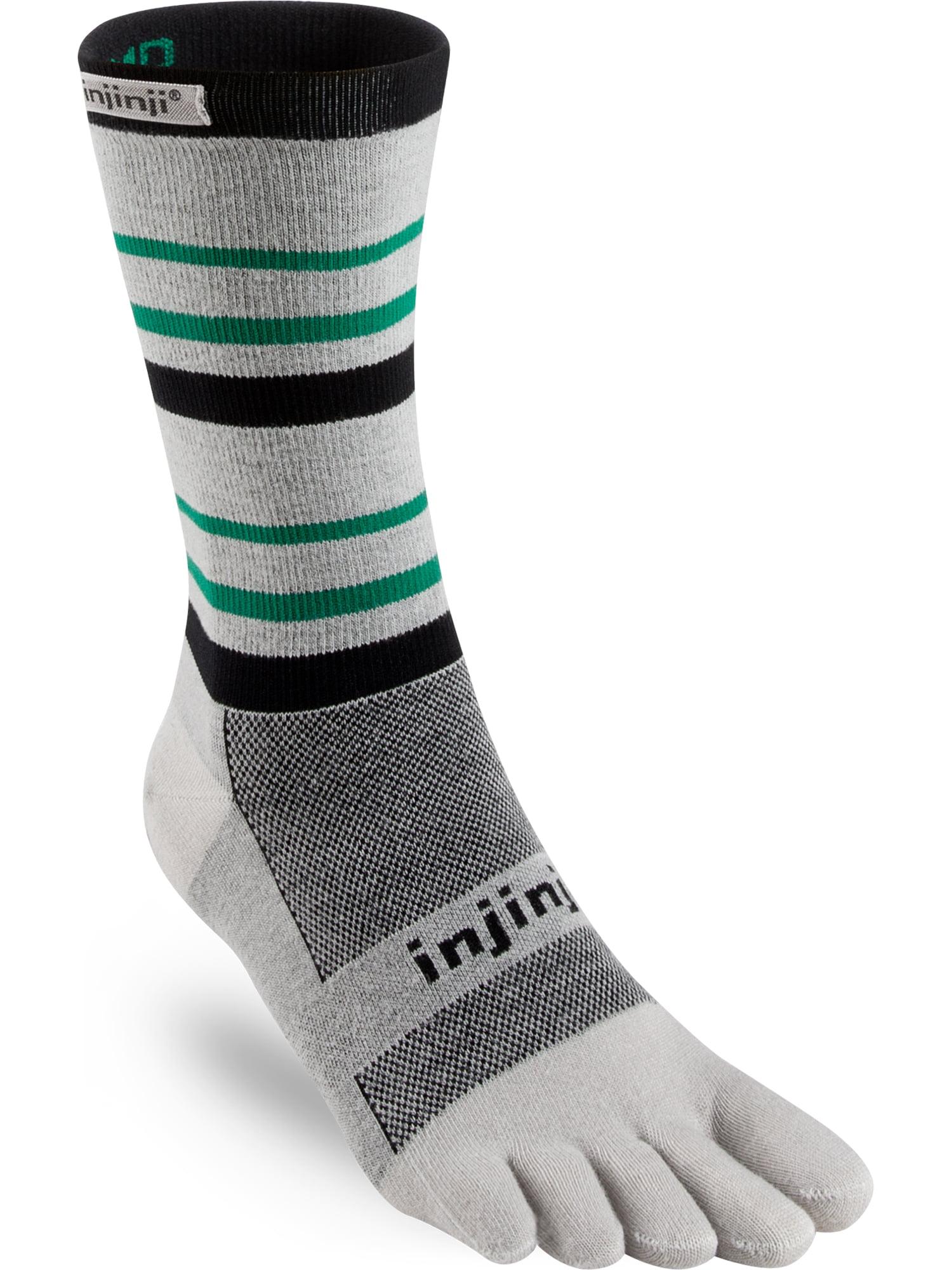 Injinji Run Lightweight Crew Socks