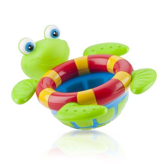 Nuby Floating Turtle Bath Toy