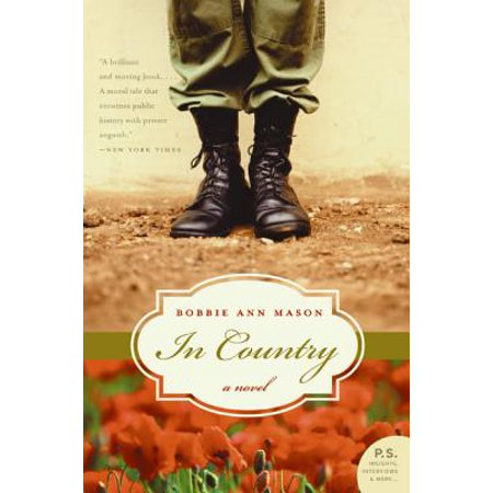 In Country (In Country Bobbie Ann Mason Chapter Summary)