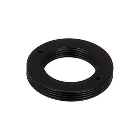 Fotodiox Pro Lens Mount Adapter, D-Mount 8mm Movie CCTV Lenses to C-Mount (1