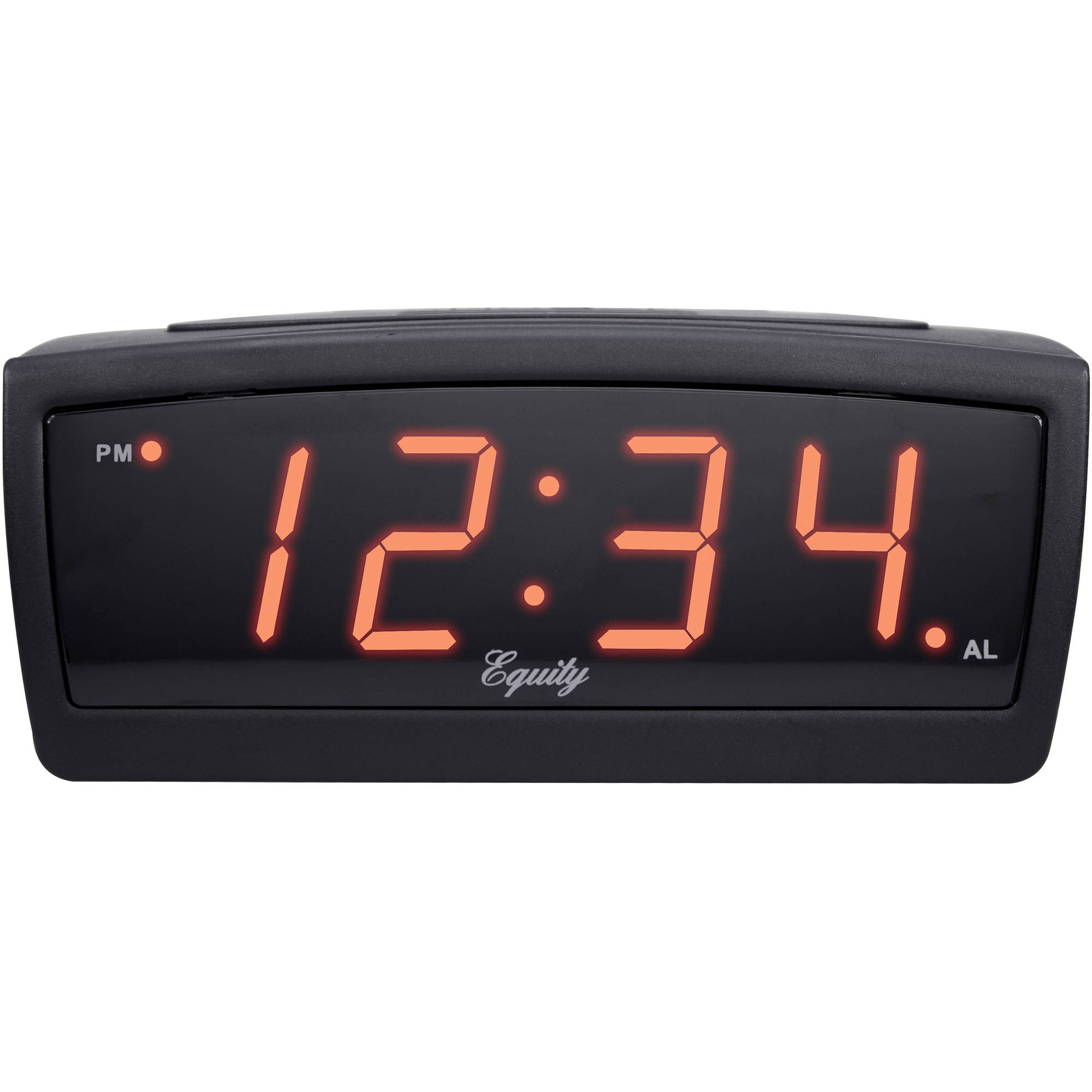 Equity by La Crosse 12-Volt Truckers Alarm Clock