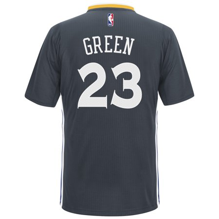 Draymond Green Golden State Warriors Adidas Alternate Swingman Jersey (Charcoal) by