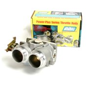 BBK 87-96 Ford F Series Truck RV 302 351 Twin 56mm Throttle Body BBK Power Plus Series