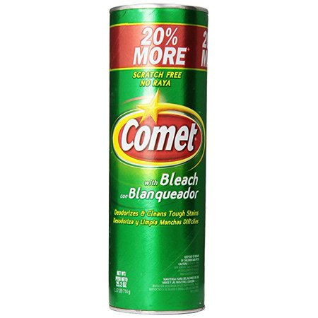 Comet Cleanser with Bleach 25.2 Oz