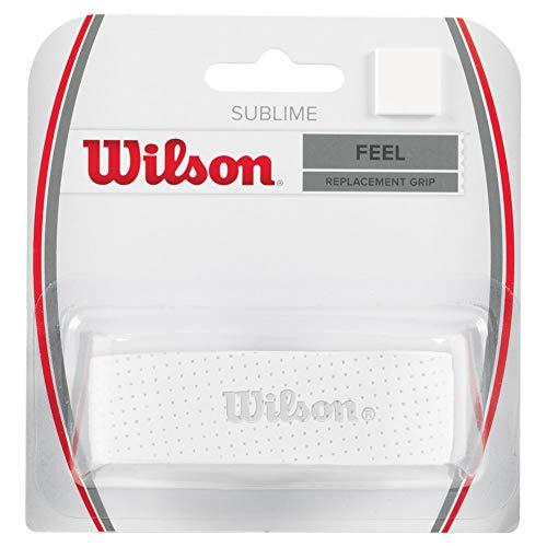 Wilson - WRZ4202WH - Sublime Tennis Racquet Grip - White