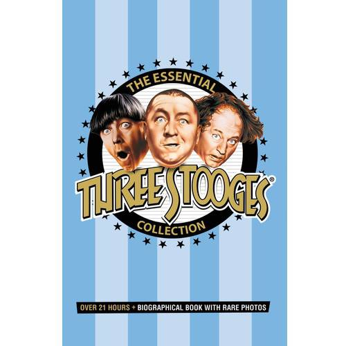 The Essential Three Stooges Collection by MADACY ENTERTAINMENT GROUP INC