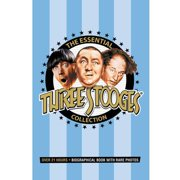 The Essential Three Stooges Collection by Image Entertainment