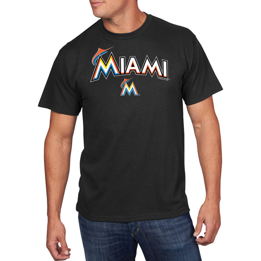 MLB - Men's Miami Marlins Team Tee