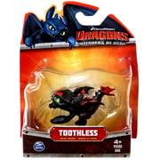 DreamWorks Dragons Defenders of Berk Mini Dragons, Toothless Racing Edition