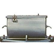 Diamond Pacific Heavy Duty Vibra-Sonic Hopper - 14 lb. Capacity