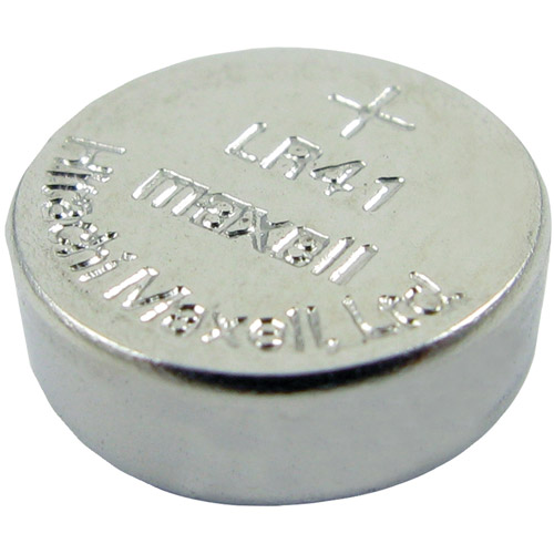 Lenmar Wclr41 1.5V Alkaline Button Cell Battery