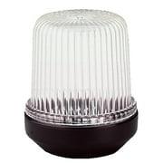 Hella 2NM 12V All Round White Anchor Lamp, Black Housing