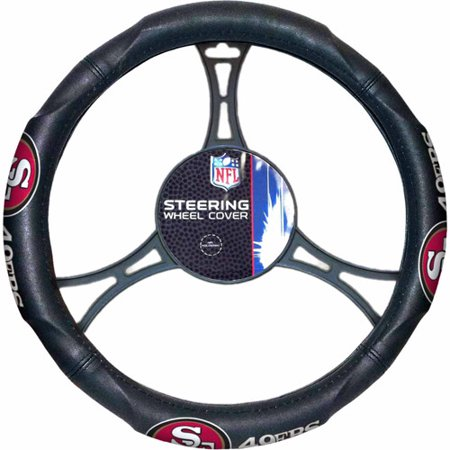 NFL Steering Wheel Cover, 49ers
