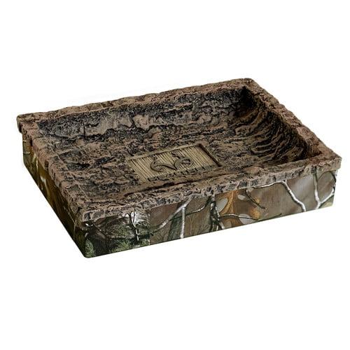 Realtree Bedding Xtra Soap Dish