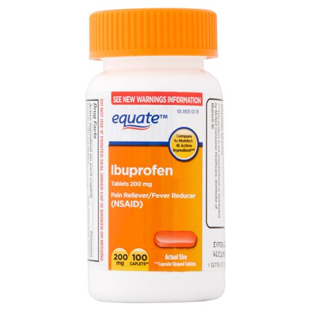 equate Ibuprofène, 100CT