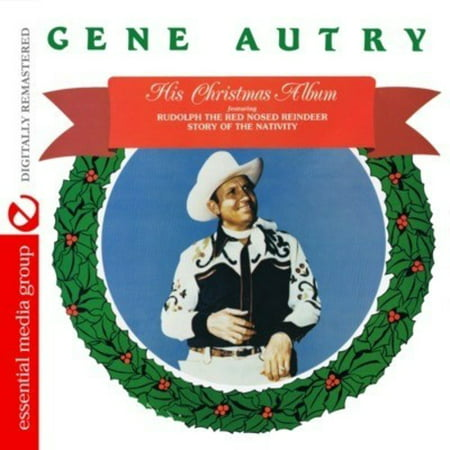- His Christmas Album (CD)