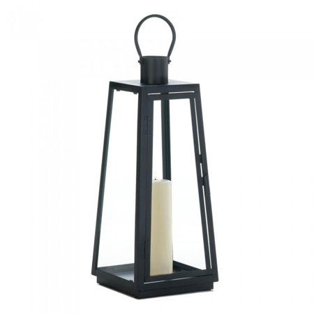 LARGE BLACK EXPLORATION LANTERN - Large Black Lanterns
