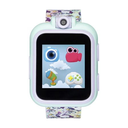 iTech Jr. Kids Smartwatch for Girls - Tie Dye Unicorn