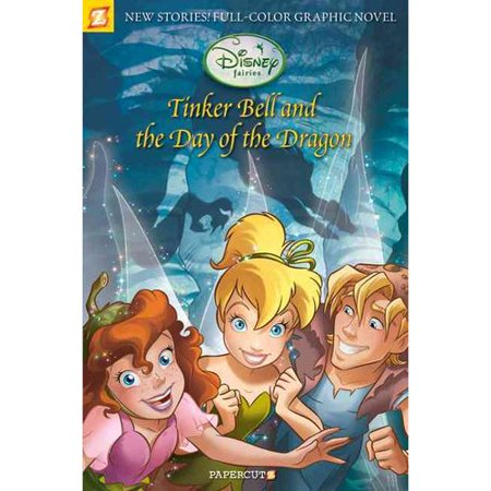 Disney Fairies 3: Tinker Bell and the Day of the Dragon