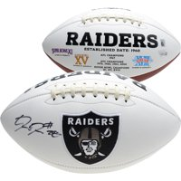 Josh Jacobs Oakland Raiders Autographed White Panel Football - Fanatics Authentic Certified
