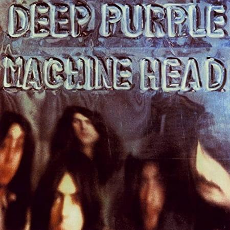 Machine Head (CD) (Deep Purple Machine Head 40th Anniversary Vinyl)