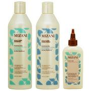 "Mizani Scalp Care Shampoo + Conditioner + Lotion ""Set"""