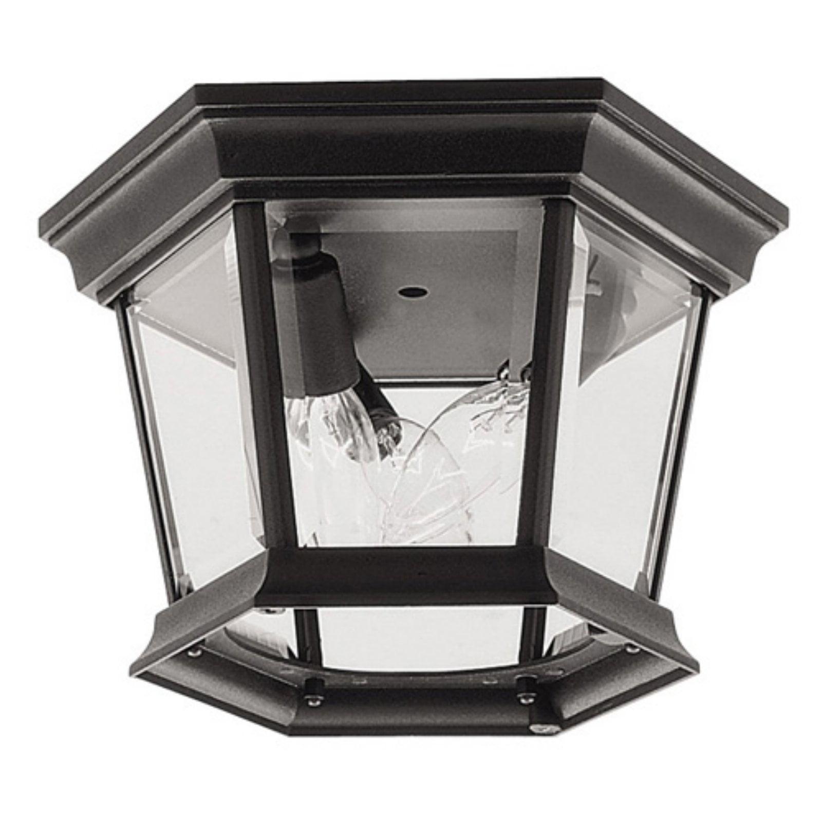 Livex Lighting Hamilton 3 Light Outdoor Ceiling Mount