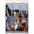 Panther Martin Trout Lure Kit #4, 6 Pack