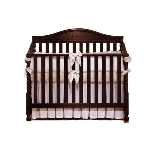 Bellini Baby Bella 2-in-1 Convertible Crib