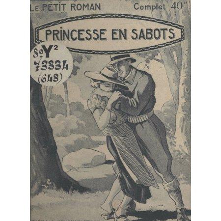 Princesse en sabots - eBook