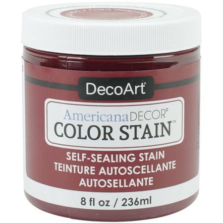 Decoart Americana Decor Color Stain 8oz Deep Berry ()