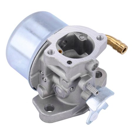 HERCHR Lawn Mower, Lawn Mower Carburetor, Carburetor Carb with Gaskets for  Briggs & Stratton reference OEM number698860 798653 693865 791077 790290,