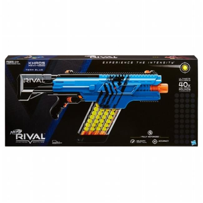 Hasbro HSBB3858 Nerf-Rival Khaos MXVI-4000 Assorted , Pack of 2 by Hasbro