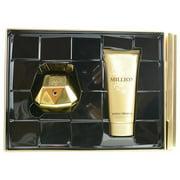 Paco Rabanne Lady Million Set-Eau De Parfum Spray 1.7 Oz & Body Lotion