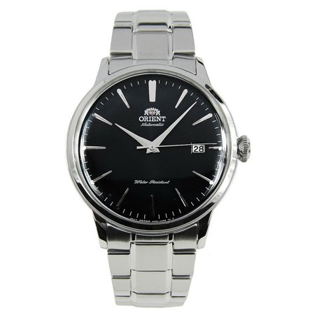 Orient RA-AC0006B10A Men's Bambino Version 4 Black Dial Automatic