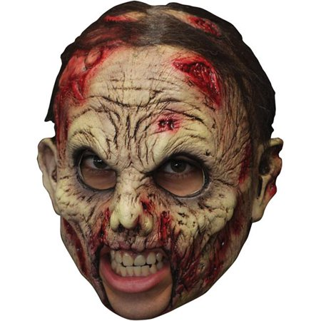 Morris Costumes TB27535 Undead Deluxe Chinless Mask - Hollywood Undead Mask